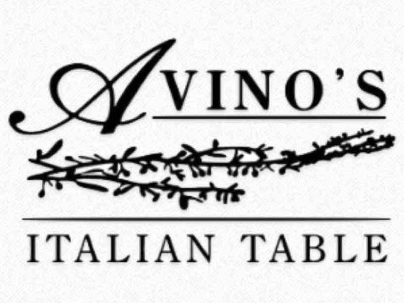 Avinos Italian Table Bellport - Family table north port menu