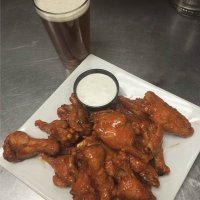 Wednesdays are wing night featuring 25 cent wings and $4 drafts all night.