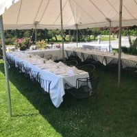 Outdoor Catering options available!