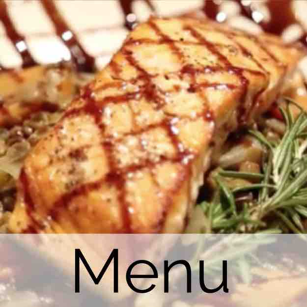 Avino's Bellport Menu